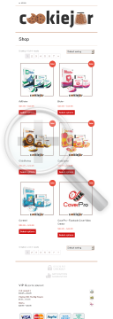 Cookie Jar Hq preview. Click for more details