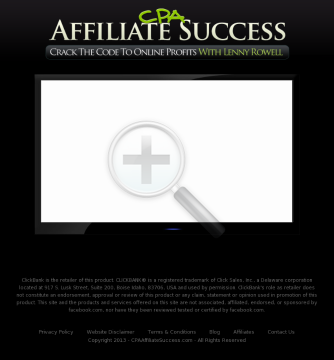 Cpa Affiliate Success Lifetime Membership preview. Click for more details