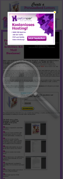 Create A Personalized Letters And Activities Kit Mail Business preview. Click for more details