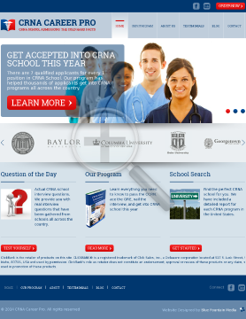 Crna School Admissions: The Cold Hard Facts preview. Click for more details