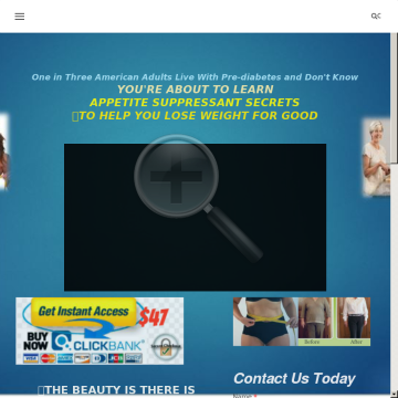 Crush The Crave Diabetic Weight Loss System preview. Click for more details