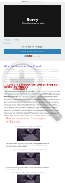 Curso De Negocios Con El Blog preview. Click for more details