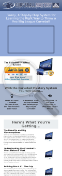 Curveball Mastery preview. Click for more details