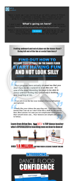 Dance101 Just For Men - Gain Confidence Have Fun,not Look Silly preview. Click for more details