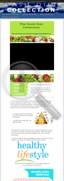 Dash Diet Collection preview. Click for more details