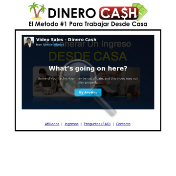 Dinero Cash - Innovacion En Super Ventas! preview. Click for more details