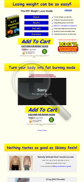 Diy Weight Loss Guide-huge Improvments Made To Site! New preview. Click for more details