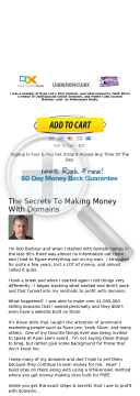 Domain Dough - Make Money Selling Domain Names preview. Click for more details