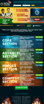 Dota 2 Navigation - The First Pro Dota 2 Guide Made By Natus Vincere preview. Click for more details