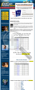 Dotcom Income Secrets - Work From Home Riches preview. Click for more details