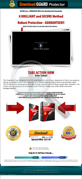 Download Page Protector- Thank You Page Protector preview. Click for more details