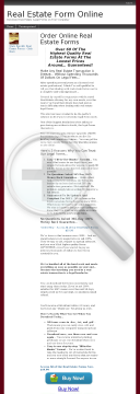 Downloadable Real Estate Forms. preview. Click for more details