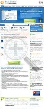 Driver Checker - 1# Converting Driver Update Product preview. Click for more details