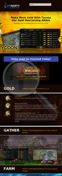 Dynasty's World Of Warcraft Addons preview. Click for more details