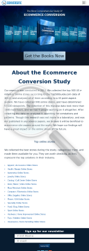E-commerce Conversion Mastery preview. Click for more details