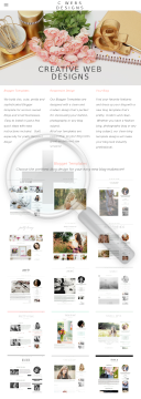 Easy Commissions With Blogger Templates preview. Click for more details