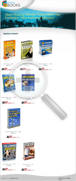 Ebooks On Making Money preview. Click for more details