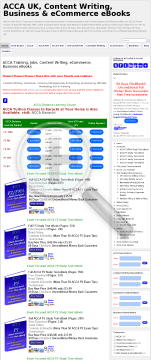 Ecommerce,business,finance,accounting,acca Ebooks preview. Click for more details