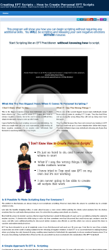 Eft Scripts - Learn How Simple Creating Personal Eft Scripts Can Be preview. Click for more details