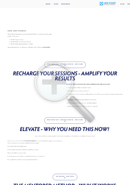 Elevate 12-week Amplify Program 70% Comms preview. Click for more details