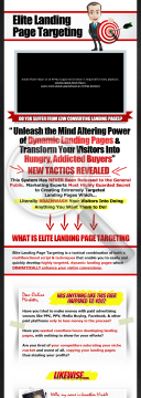 Elite Landing Page Targeting - Exponentially Increase Conversions preview. Click for more details