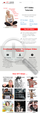Emotional Freedom Technique Tutorial Videos By Don Milton preview. Click for more details