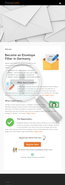 Envelope Filling / Envelope Stuffing Work From Home Jobs preview. Click for more details