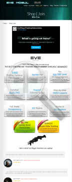 Eve Mogul - Eve Online Premium Market & Trading Video Guides preview. Click for more details