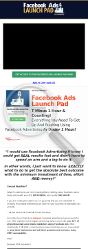 Facebook Ads Launch Pad preview. Click for more details