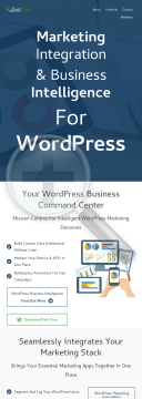 Fast Flow - Digital Sales & Marketing For WordPress preview. Click for more details