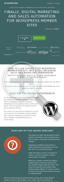 Fast Member - Digital Sales And Marketing Automation For WordPress preview. Click for more details