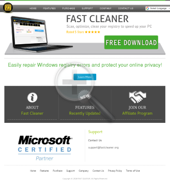 Fastcleaner - The #1 Registry Cleaner And Privacy Protector preview. Click for more details