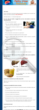 Fatty Liver Remedy ~ Brand New With A 10.3% Conversion Rate! preview. Click for more details