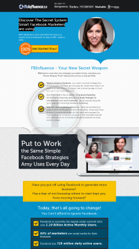 Fbinfluence - The #1 Facebook Product On CB preview. Click for more details