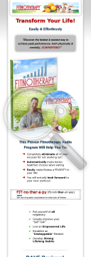 Fitnotherapy - The Inner Game Of Fitness preview. Click for more details