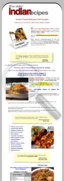 Five Star Indian Recipes. preview. Click for more details