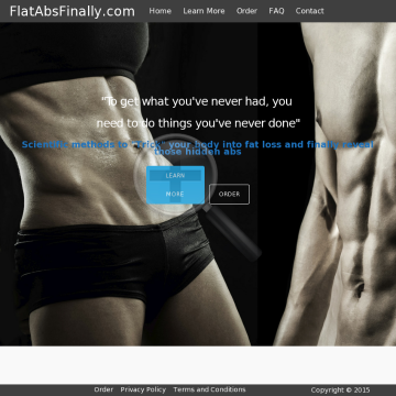 Flat Abs Finally! preview. Click for more details