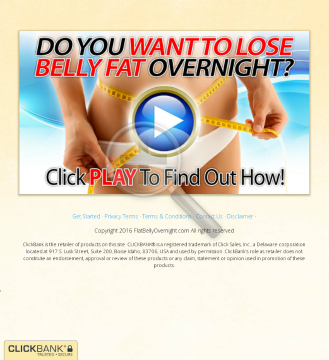 Flat Belly Overnight - Highest Converting Offer On Cb! preview. Click for more details