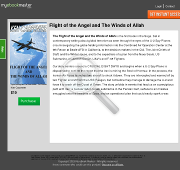 Flight Of The Angel And The Winds Of Allah preview. Click for more details