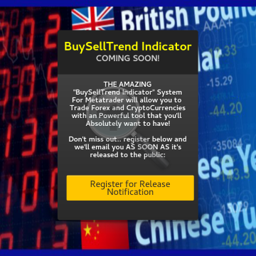 Forex Buy/sell/trend Indicator For Metatrader Mt4 preview. Click for more details