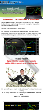 Forex Crystal Mt4 Indicator preview. Click for more details