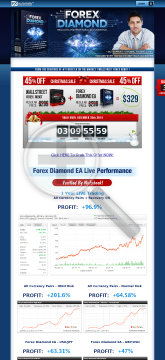 Forex Diamond - New Hot Forex Robot With Verified Live Proof preview. Click for more details