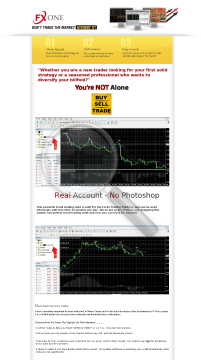 Forex One /the Fastest And Safest Way To Trade preview. Click for more details