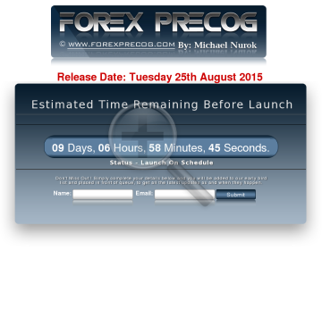 Forex Precog preview. Click for more details