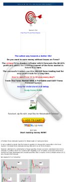 Forex Predict Indicator preview. Click for more details