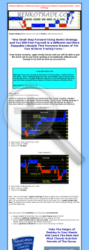 Forex Renko-brick Strategy. 50% Commision Sells Like Hot Cakes preview. Click for more details