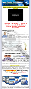Forex Trading Crash Course preview. Click for more details