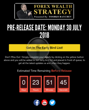 Forex Wealth Strategy preview. Click for more details