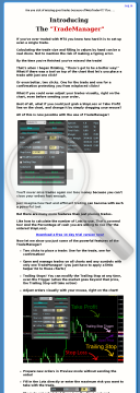 Forexpitstop - Trademanager - The #1 User Interface For Meta Trader4 preview. Click for more details