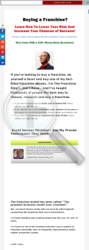 Franchise Ebooks: Learn The Best Way To Buy And Research Franchises preview. Click for more details
